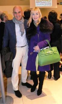 Massimiliano Piccinno e Erika Gottardi