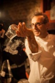 le nuvole di rum Zacapa create da Massimo Bottura 02