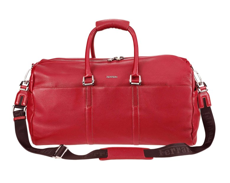12780 LEATHER BOSTON BAG 250 GTO