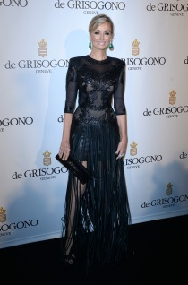 'De Grisogono' Party - Arrivals - The 66th Annual Cannes Film Festival