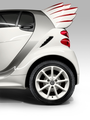 smart fortwo edition Jeremy Scott