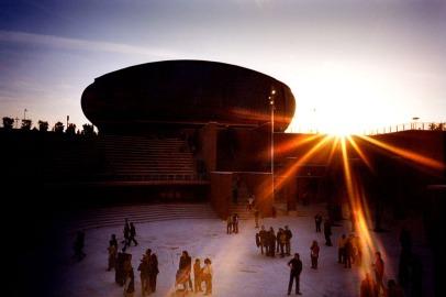 4. © Fabio Cuttica/Contrasto Auditorium Parco della Musica, Roma, 2002