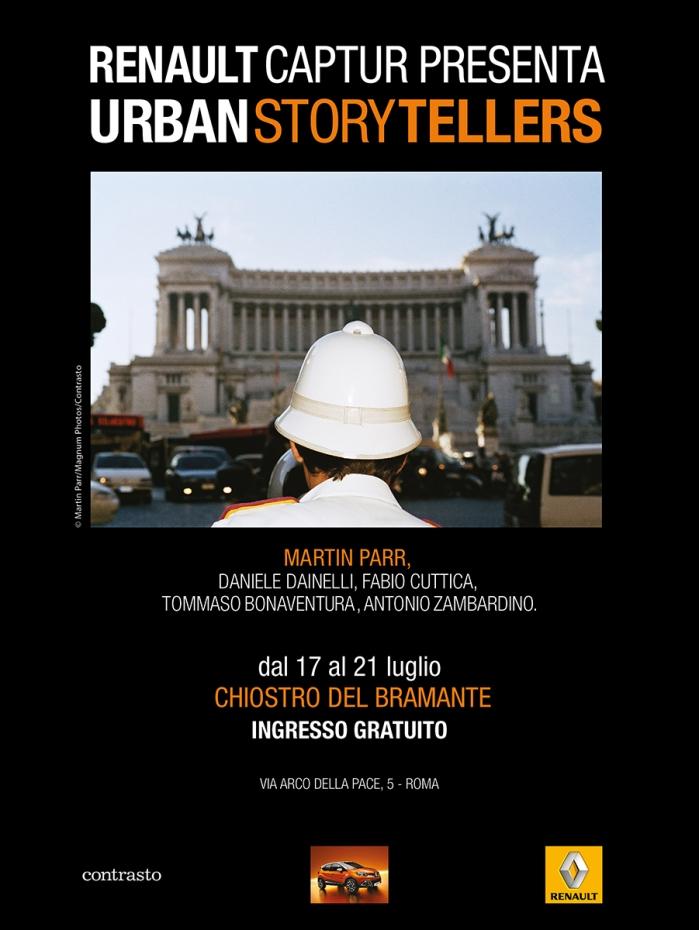 MANIFESTO DELLA MOSTRA URBAN STORY TELLERS