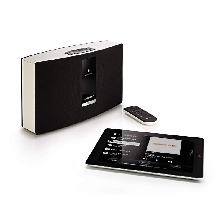 Bose SoundTouch app with SoundTouch 20 system_01