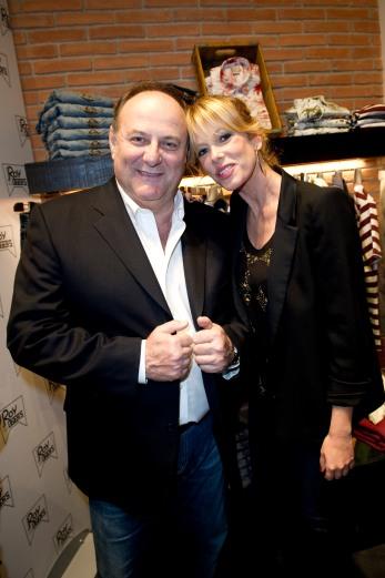 Gerry Scotti;Alessia Marcuzzi