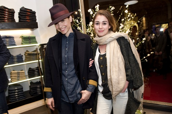 Camilla Filippi;Nina Torresi