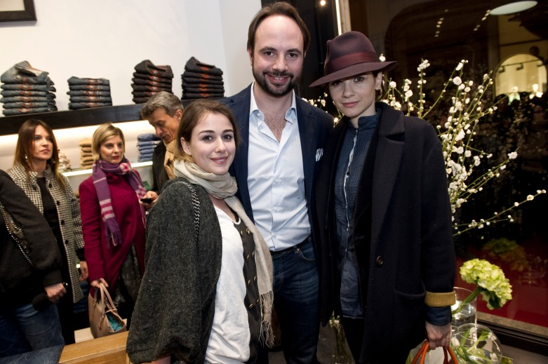Nina Torresi;Nicolo Biondi;Camilla Filippi