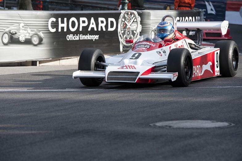 GPMH Grand Prix Historique de Monaco 2012