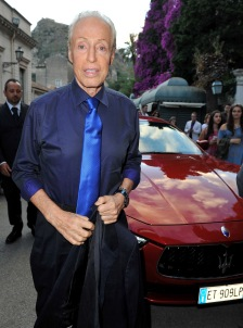 Maserati At Taormina Film Fest - Day 6