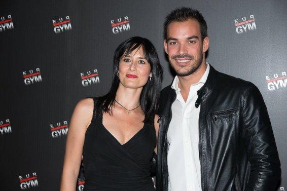 Francesca Esposito e Luca Marin