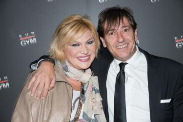 Nadia Rinaldi e Massimiliano Bini