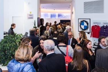 Evento BMW Roma gioielli01
