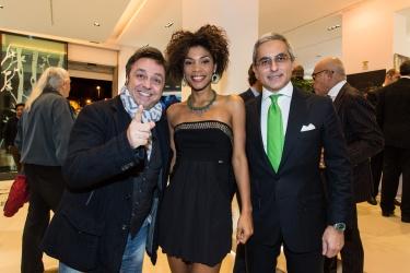 Gabriele Cirilli_modella_Massimiliano Di Silvestre