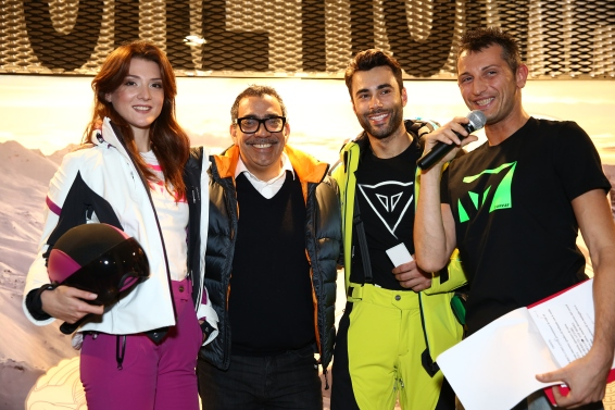 Modelli e Guillermo Mariotto