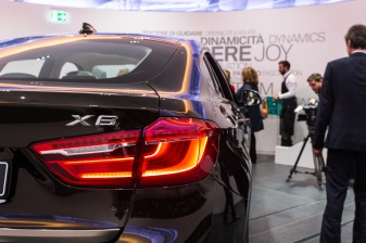 Nuova BMW X6_Evento01