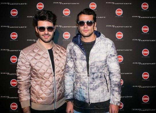 Alberto Gianni and Nicola Tardelli