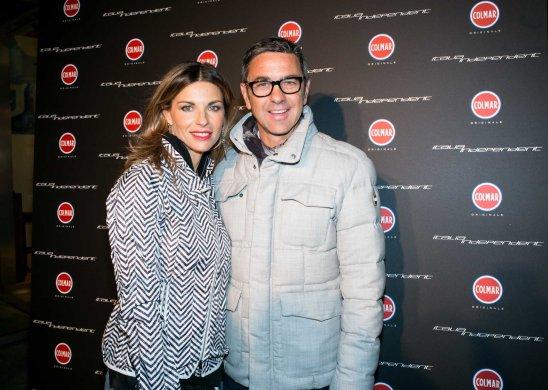 Martina Colombari & Billy Costacurta