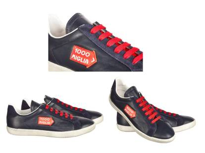 Personal Shoes Limited Edition per Mille Miglia