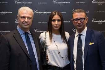 Fabio e Sergio Candido_Elisabetta Gregoraci