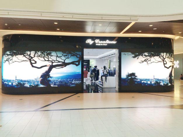 Uno degli store By creations in Cina