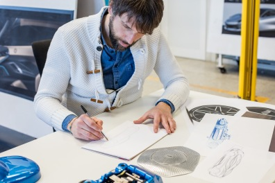 Luca Borgogno, Design Director, Automobili Pininfarina